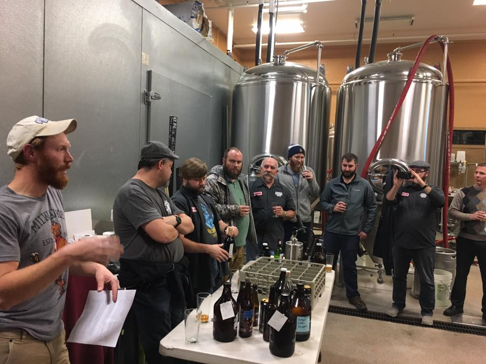 Homebrew Club in Billings